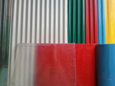 Изображение армированного пластикового шифера, inforico.com.ua