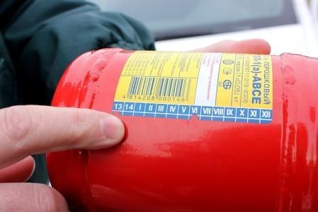 Срок годности порошкового огнетушителя, mail.ru