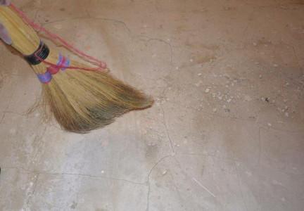 Уборка пыли и мусора, diy.ru