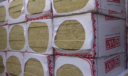 Фотография плитного утеплителя, pruszynski.com.