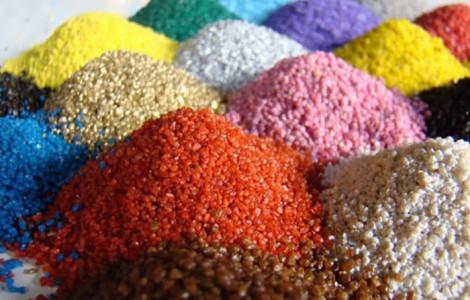 Цветной кварцевый песок, ua.all.biz