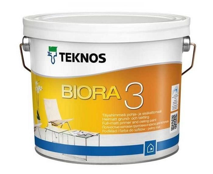 Фотография краски «Biora 3»