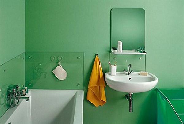 Фотография ванной комнаты