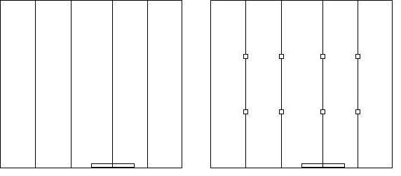 Схема панелей ПВХ