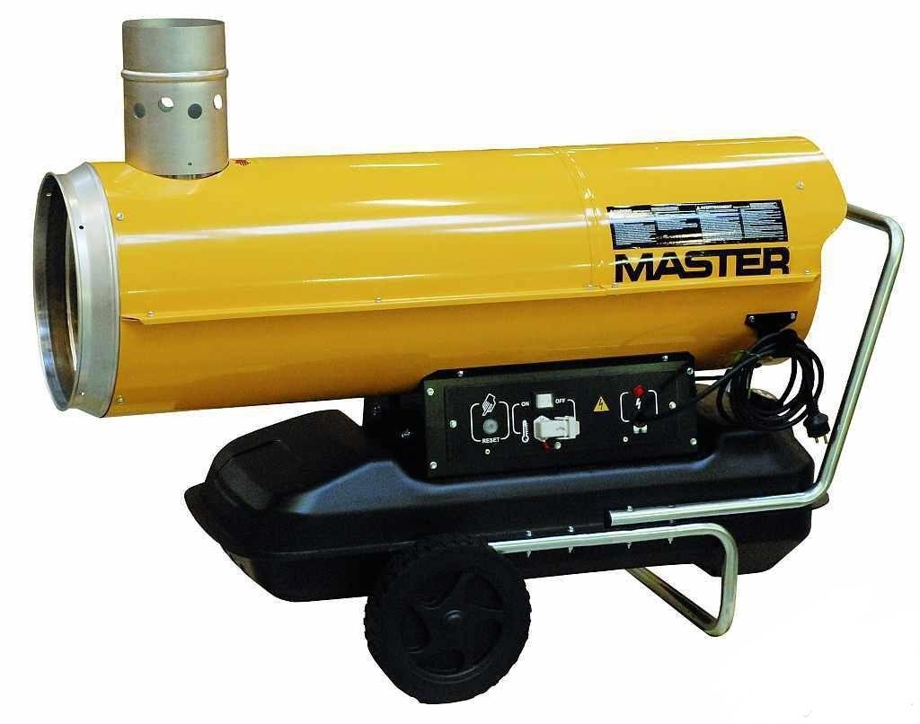 Тепловые пушки на дизельном топливе и особенности их применения