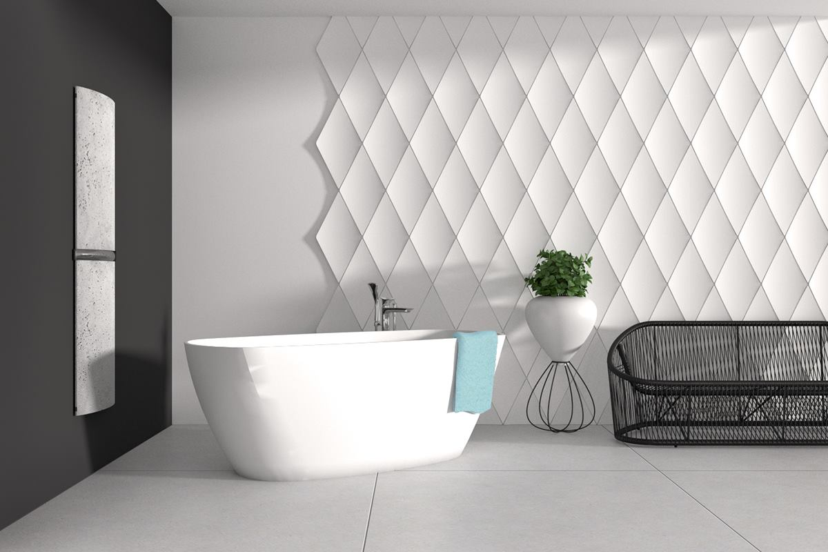 Пластиковые панели для ванной– выбор и установка