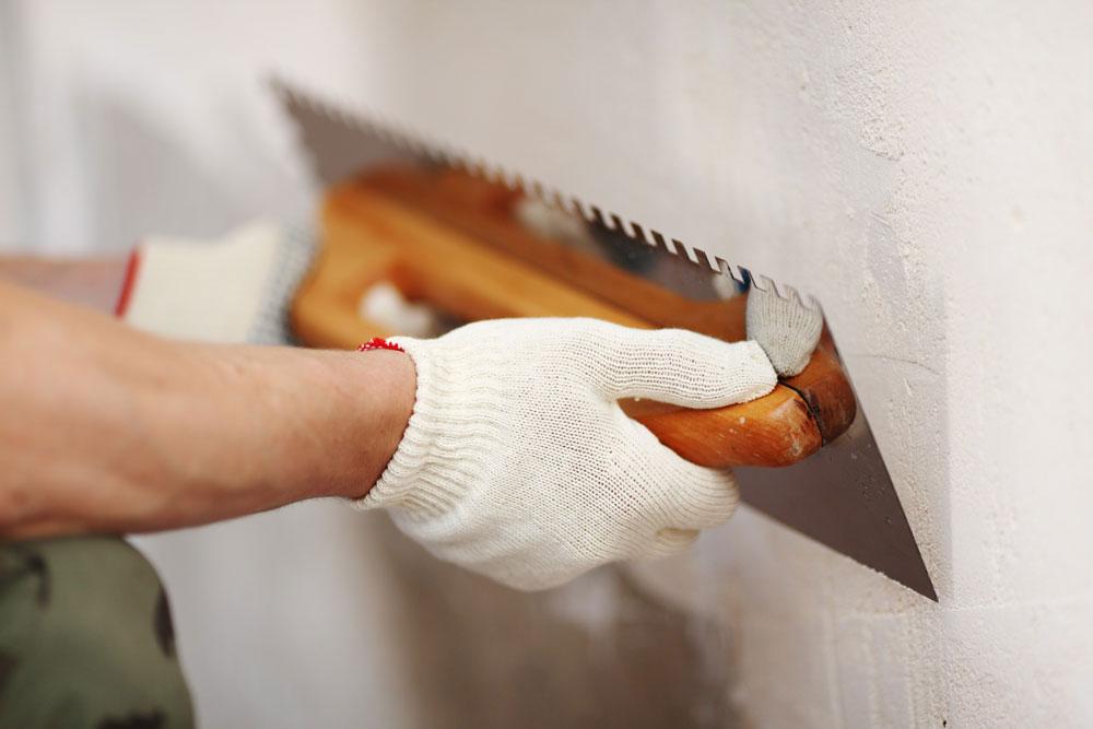 Шпаклевка гипсокартона — самоучитель строителя