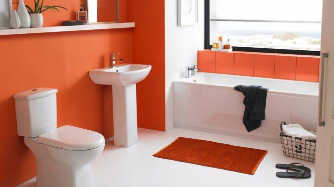 Как подобрать краску для ванной комнаты и оживить свою ванну?
