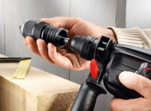 Как выполнить правильный ремонт перфоратора своими силами