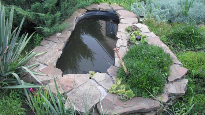 Как своими руками сделать пруд недорого и на долго