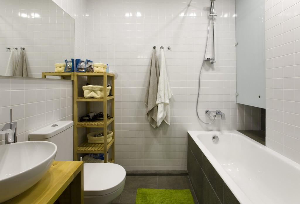 Дизайн ванной комнаты маленького размера — лучшие советы архитектора