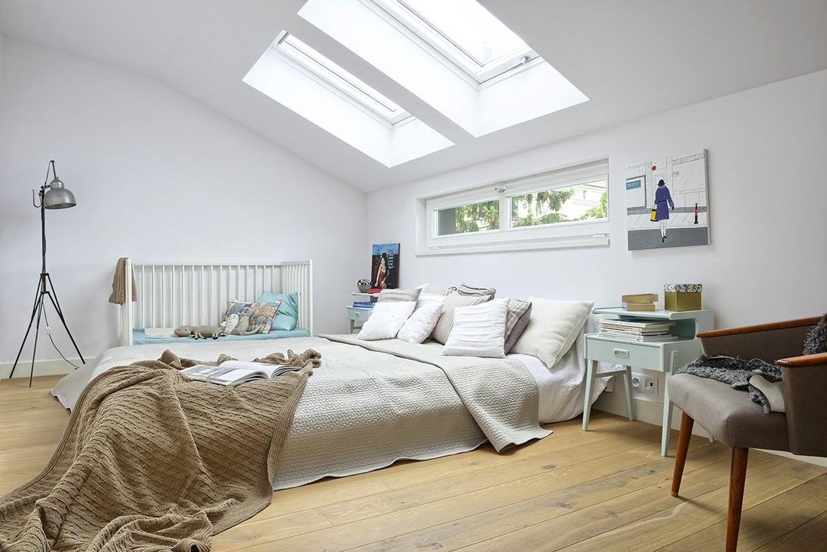 Обустройство мансарды – интерьер и уют в домике на крыше