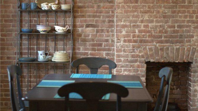 Декоративный кирпич для внутренней отделки стен или как придать шарм помещению