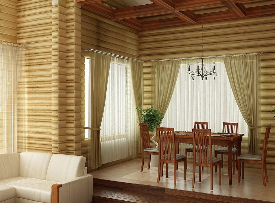 Внутренняя отделка дома – как самому создать неповторимый дизайн