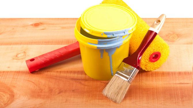 Грунтовка для дерева под покраску — особенности выбора