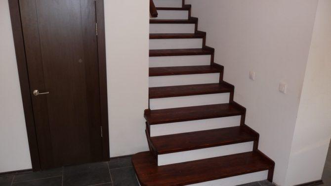 Отделка лестниц самостоятельно