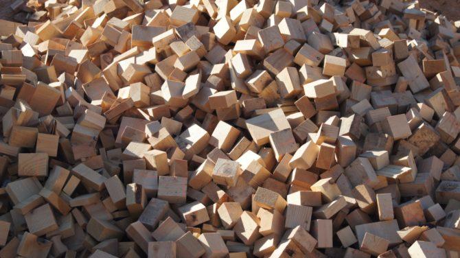 Что такое горбыль и как он используется