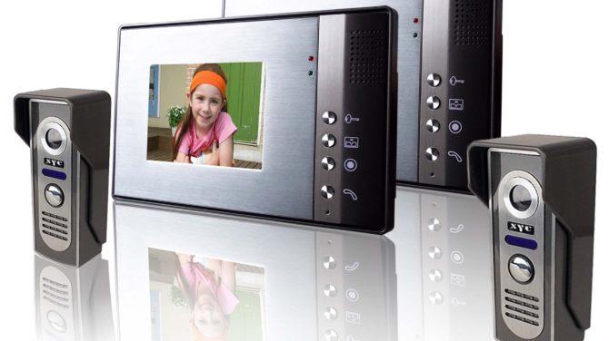 Домофон с видеонаблюдением – надежен ли он