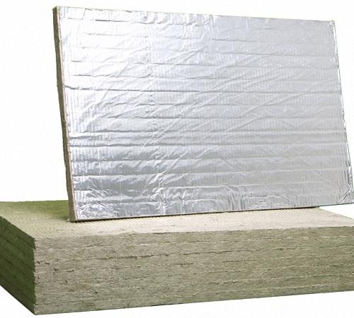 Плиточная фольгированная минвата