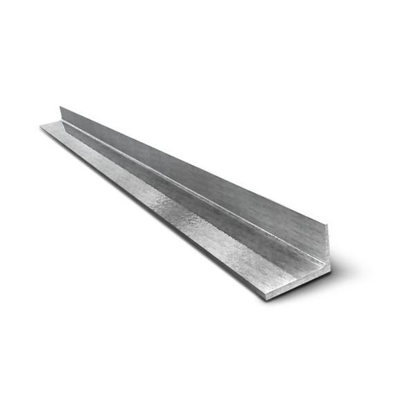 Металлический уголок для изготовления закладной рамы