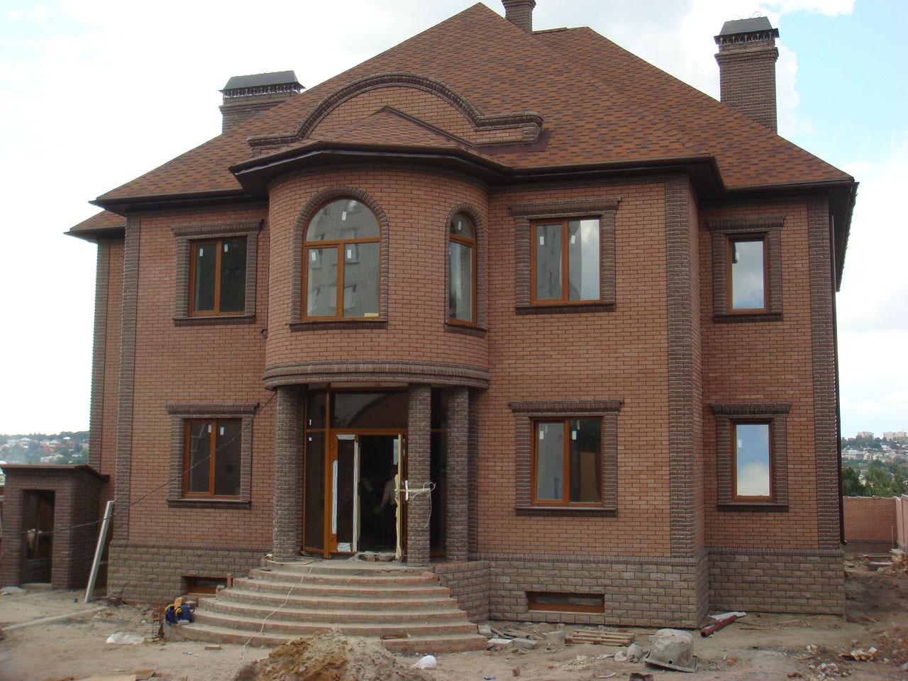 Облицовочный фасадный материал