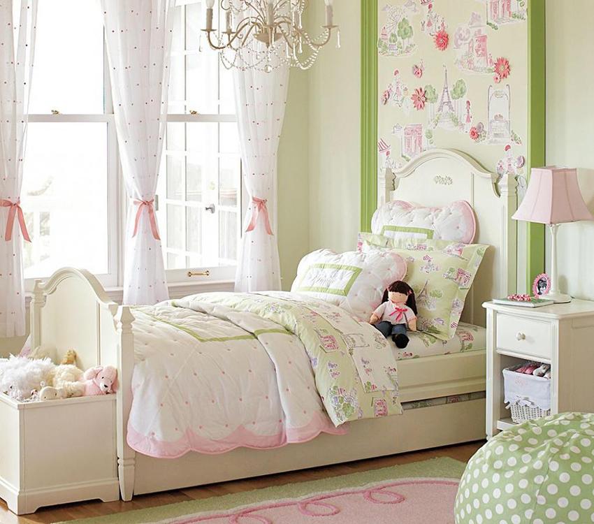 прованс детская комната