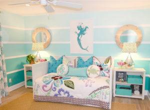 Так можно преобразить детскую комнату для девочек постарше