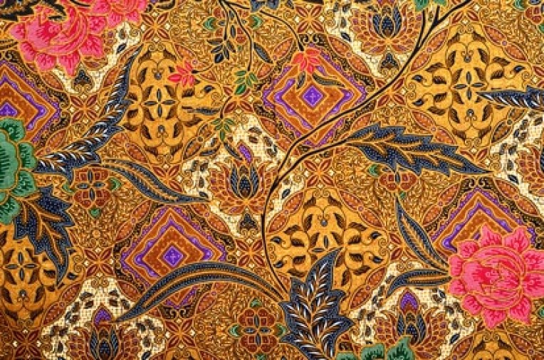 Ковёр в индийском стиле