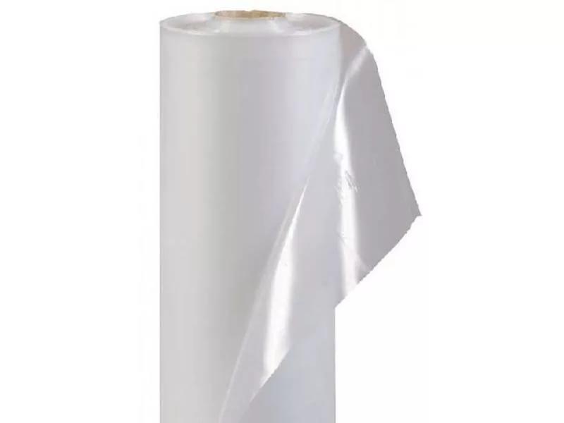 Однослойная полиэтиленовая плёнка для монтажа