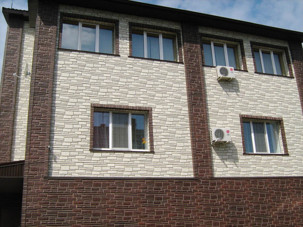 пластиковые панели для стен снаружи