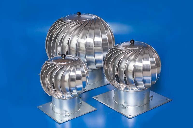 Роторные дефлекторы
