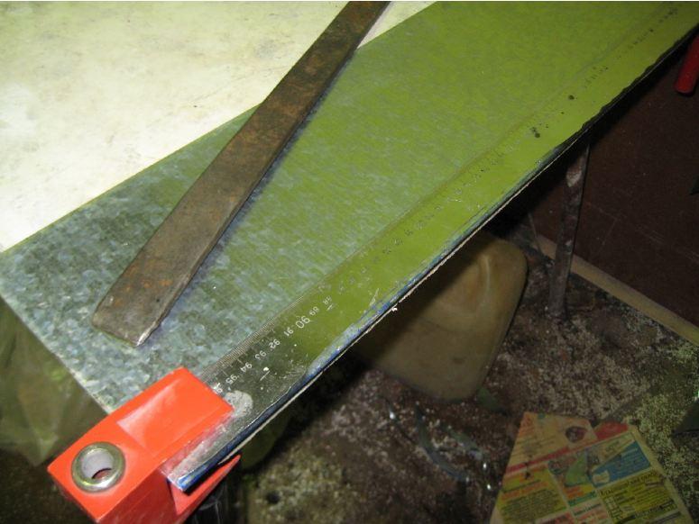 Раскройка металлического листа